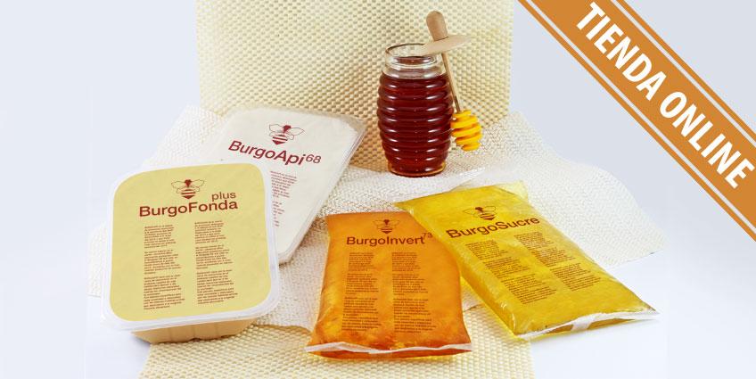 Alimento para abejas tienda online